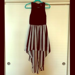 Forever 21 M high low dress